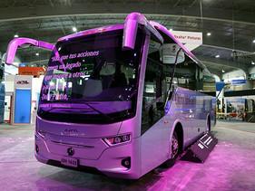 EMPRESAS | Expo Foro 2018, éxito rotundo para Mercedes-Benz Autobuses
