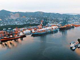 PULSO | SSA México mantiene liderazgo en Puerto de Manzanillo