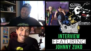 Interview with Johnny Zuko