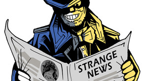 Introducing Strange News!