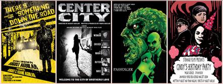 Strange Films Posters