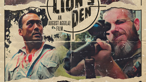 "Now Playing: ""The Lion's Den""!"