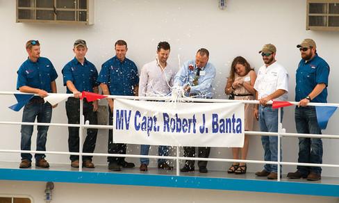 Capt. Robert J. Banta
