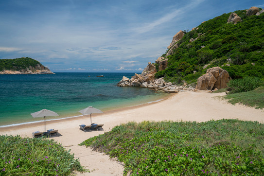 Amanoi, Vietnam - Path to the Private Be