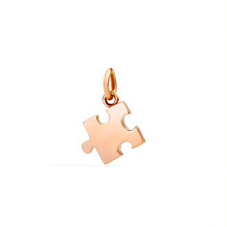 DODO  PUZZLE CHARM IN PINK GOLD .jpg