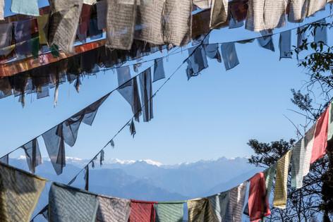 Amankora, Bhutan - Himalayas View Throug