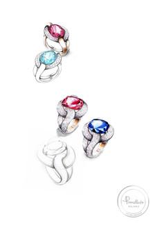 Pomellato - Montenapoleone collection sketch  05.jpg