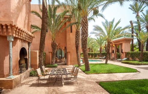 Amanjena, Morocco - Maison Jardin- Garde