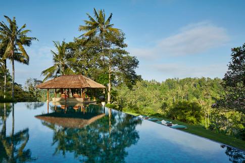 Amandari, Indonesia - Main Swimming Pool