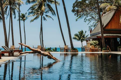 Amanpuri, Thailand - Main Swimming Pool_