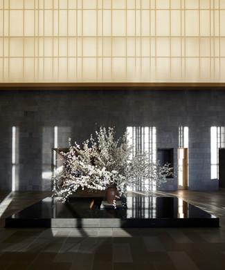 Aman Tokyo, Japan - Lobby_High Res_1076.