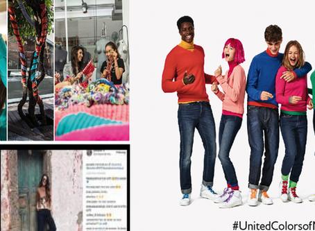 Relanzamiento de United Colors of Benetton