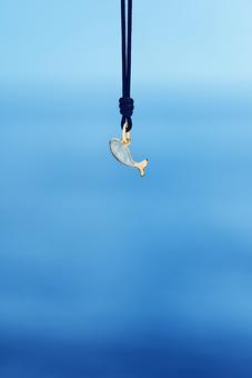 DoDo Sea Emotions Charm - Fish in yellow