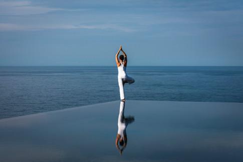 Amanoi, Vietnam - Yoga at Cliff Pool_Hig
