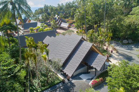 Amanpuri, Thailand - Retail Pavilion by