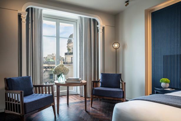 Hotel Lutetia -  Deluxe room with balcon