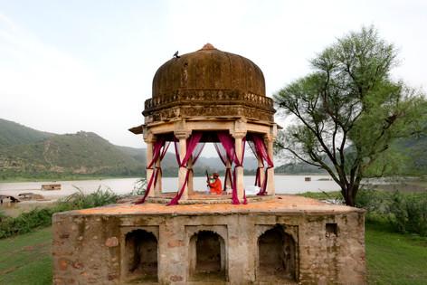 Amanbagh, India - Experiences, Chhatri D