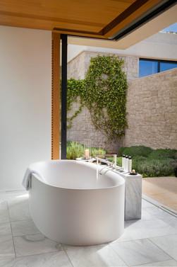 Amanzoe, Greece - Villa Master Bedroom a