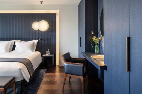 Hotel Lutetia - Deluxe room with balcony