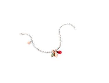 Everyday in silver, ladybug and leaf.jpg