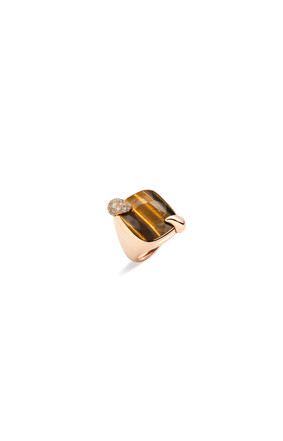 Ritratto ring with tiger eye by Pomellato_2018.jpg