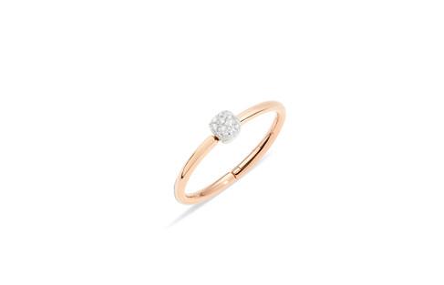 NUDO bracelet with with diamonds by Pome