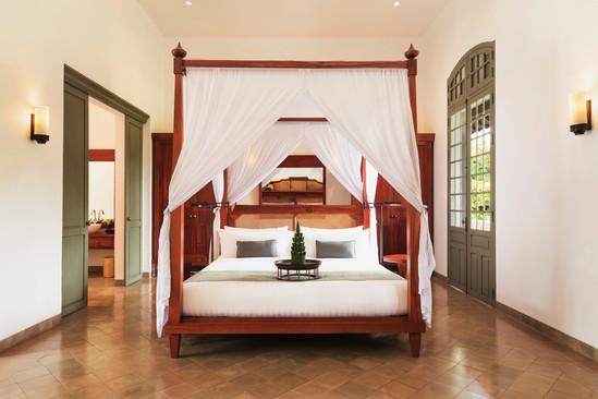 Amantaka, Laos - Bedroom Interior_High R