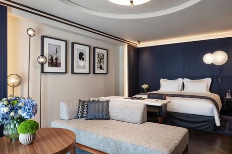 Hotel Lutetia -  Junior suite with balco