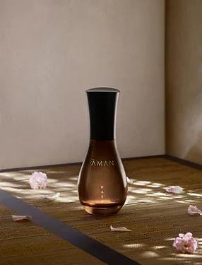 Aman Fine Fragrance - HARU, portrait.web