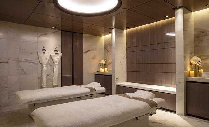 Hotel Lutetia - Akasha Spa double treatm