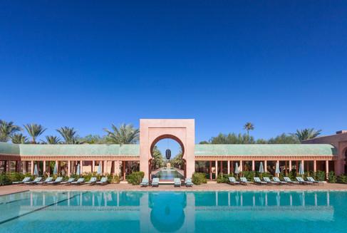 Amanjena, Morocco - Main Swimming Pool_H