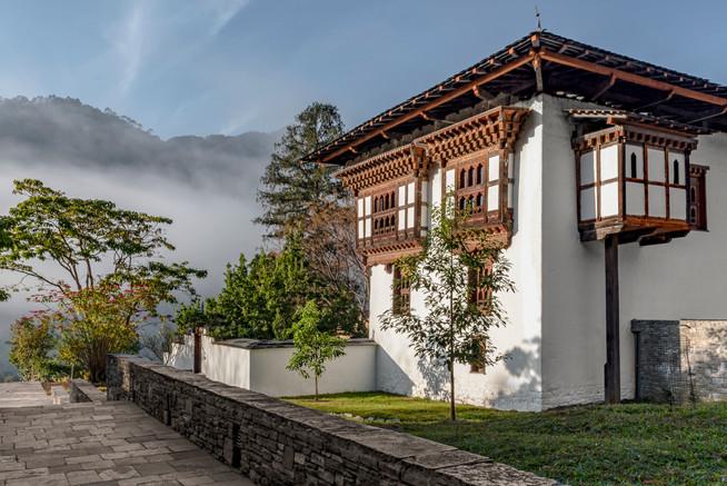 Amankora, Bhutan - Punakha Lodge, Farmho
