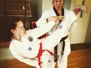 Your journey to Black Belt - An Instructor's Perspective