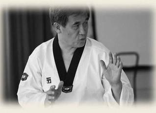 A True Taekwondo Master