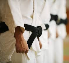 When Life Gets Tough Put On Your Dobok.