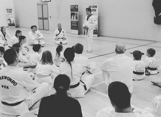 Excellent Martial Arts Advice and Knowledge.