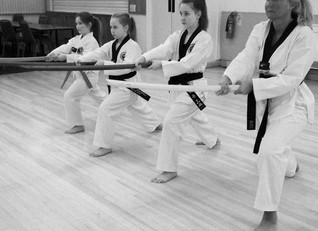 Learning Weapons in Martial Arts