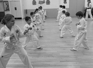 What is the best age to start martial art training?
