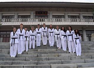 Chung Do Kwan Taekwondo Korean Blog - Oct 2017