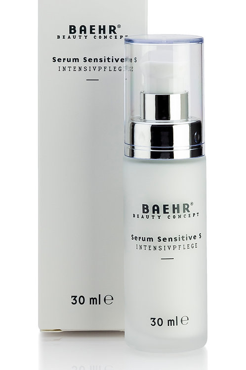 BAEHR BEAUTY CONCEPT - SERUM SENSITIVE S, 30 ML, FLACON MIT PUMPSPENDER