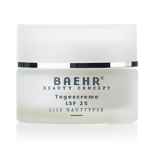 BAEHR BEAUTY CONCEPT - TAGESCREME LSF 25, 50 ML