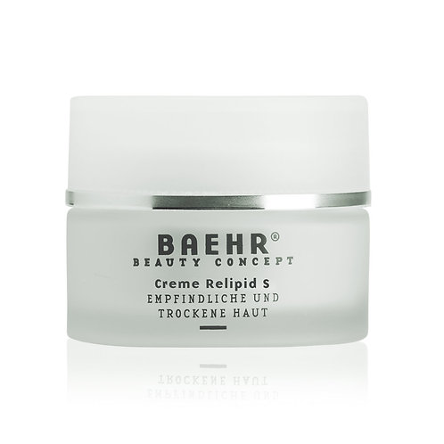 BAEHR BEAUTY CONCEPT - CREME RELIPID S, 50 ML