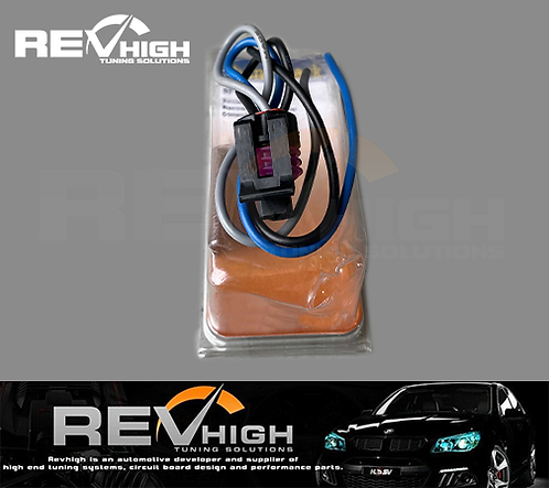 Holden Commodore VZ VE Alloytec LEO LY7 V6 3.6L OIL PRESSURE SENSOR WIRING KIT