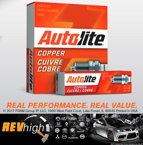 8 x Autolite Copper Spark plugs Holden VY VZ VE LS1 LS2 L76 L98 Commodore V8