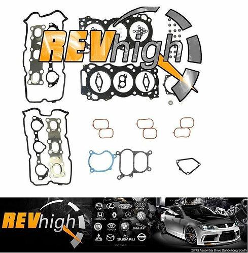 Full VRS Cylinder Head Gasket Set Kit FOR Nissan Navara D40 4.0l V6 VQ40DE 12/05