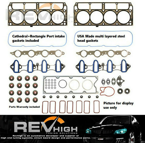MLS VRS Head Gaskets Kit Set HSV Clubsport R8 6.0L 6.2L LS2 LS3 E F Series VE VF