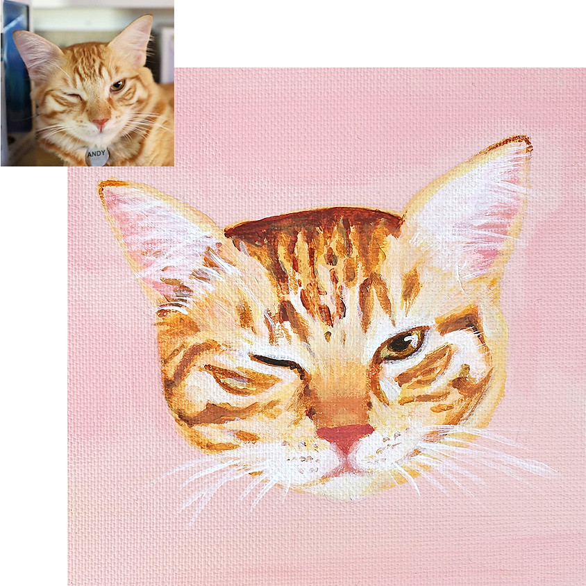 KEIKI Krafts: Paint Your Pet || $30