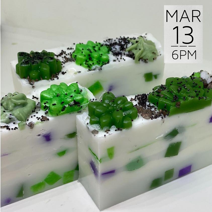 Soap Making Workshop || $45