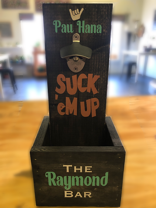 Pau Hana Bottle Opener Box