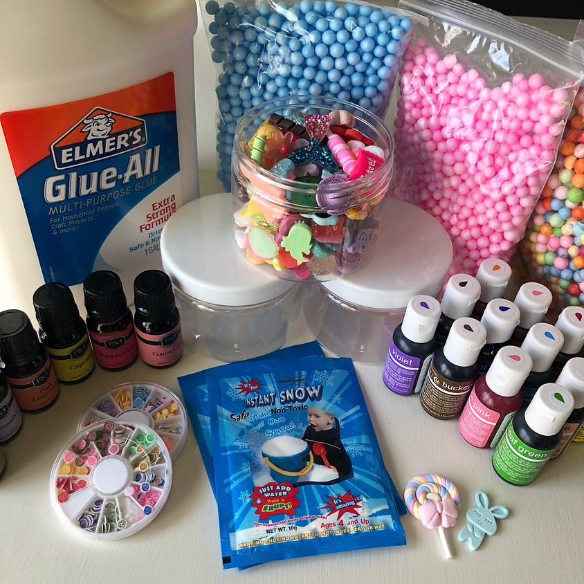 KEIKI Craft: Slime Workshop || $10
